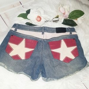 Authentic Icon | Star pocket Shorts Size 26